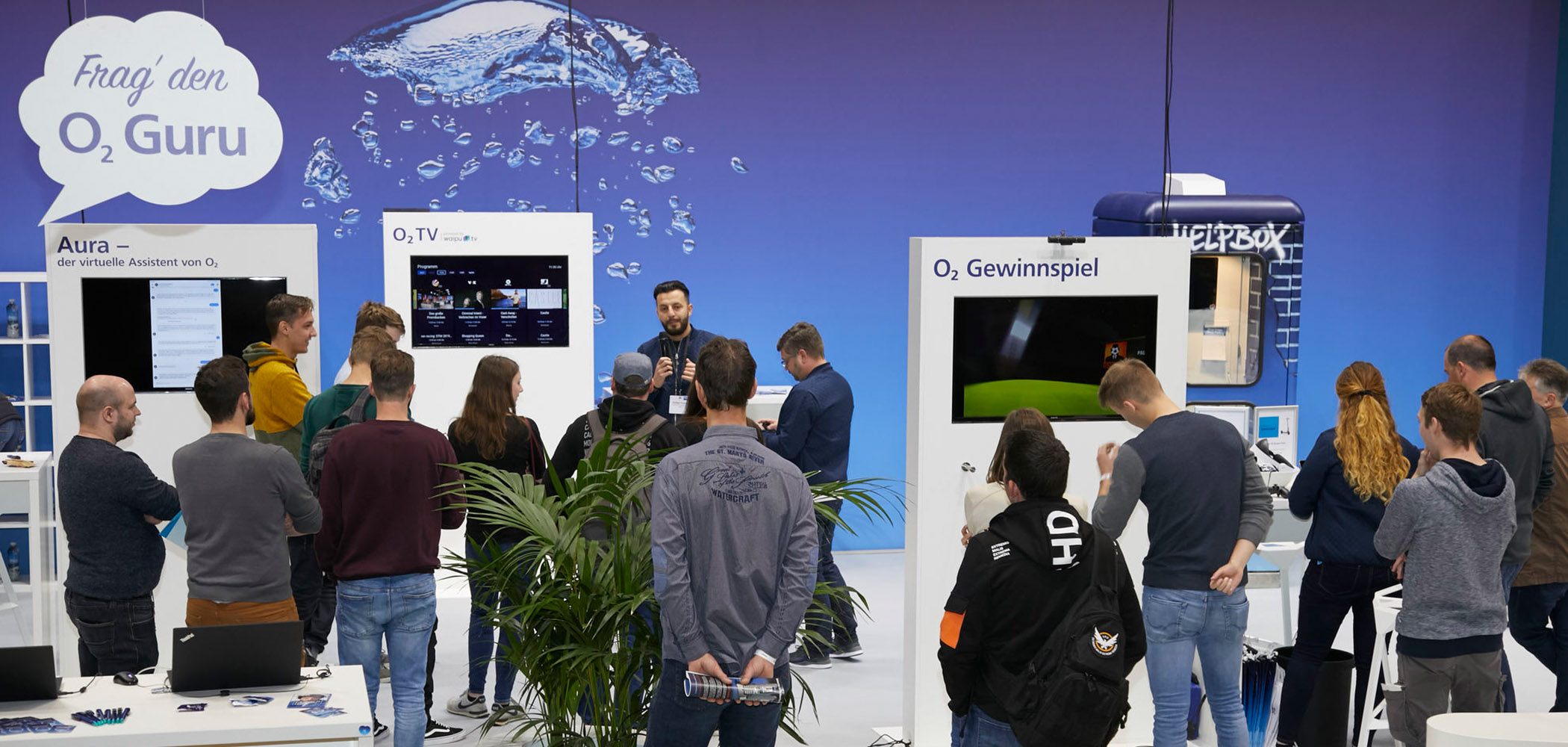 News vom 05.05.2019: connect Messe Dresden Telefónica